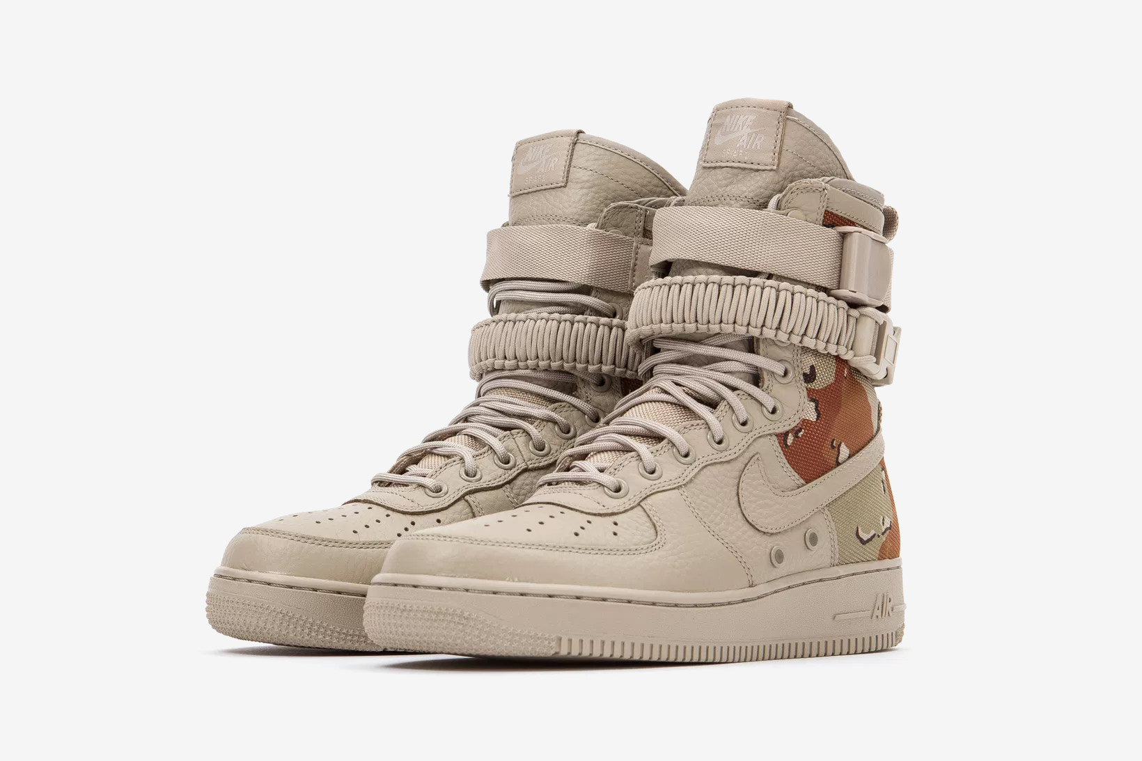 Nike SF Air Force Desert Camo 1