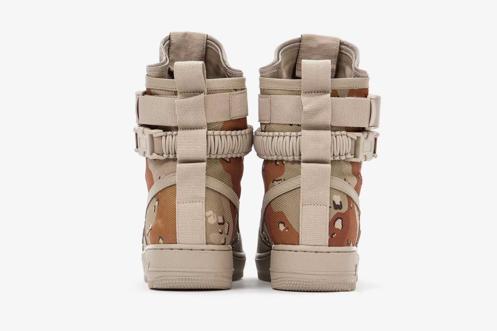 Nike SF Air Force Desert Camo 3
