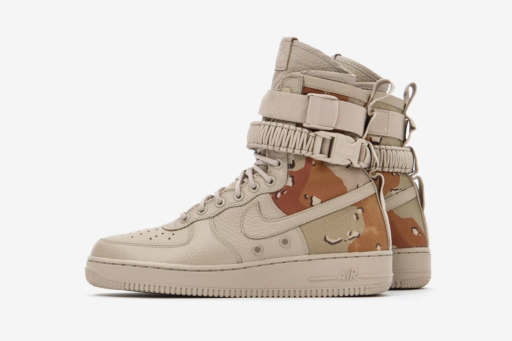 Nike SF Air Force Desert Camo 4