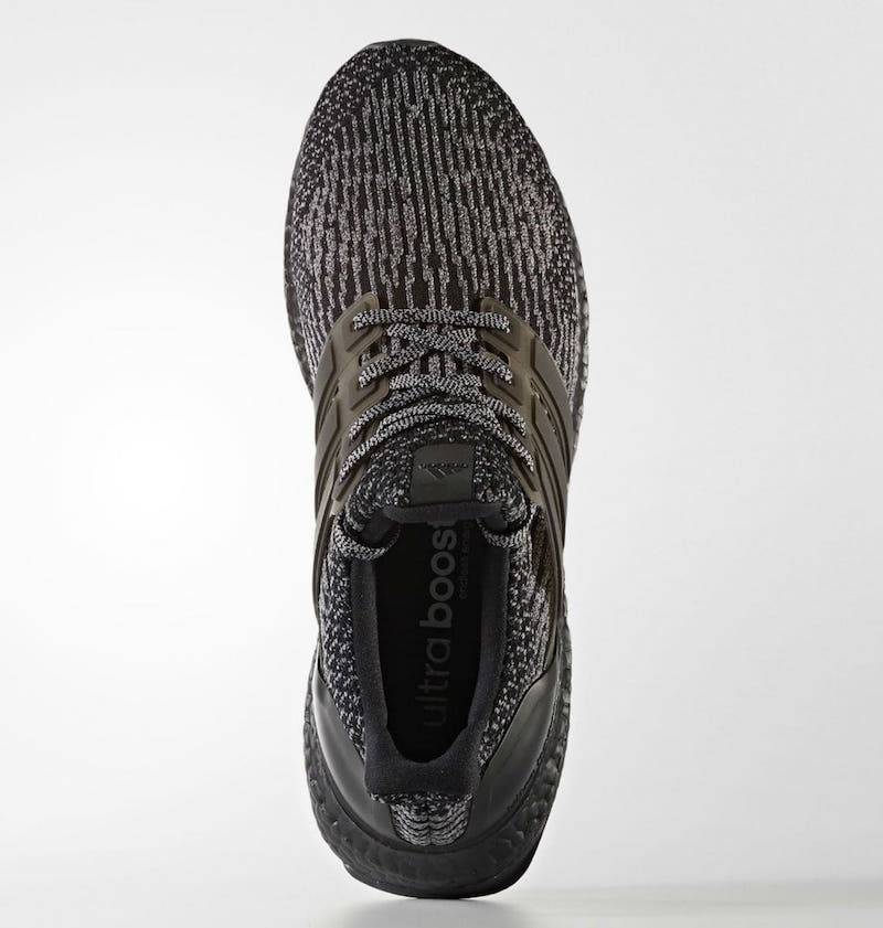 adidas Ultra Boost 3 0 Black Silver BA8923 2