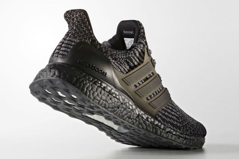 adidas Ultra Boost 3 0 Black Silver BA8923 3