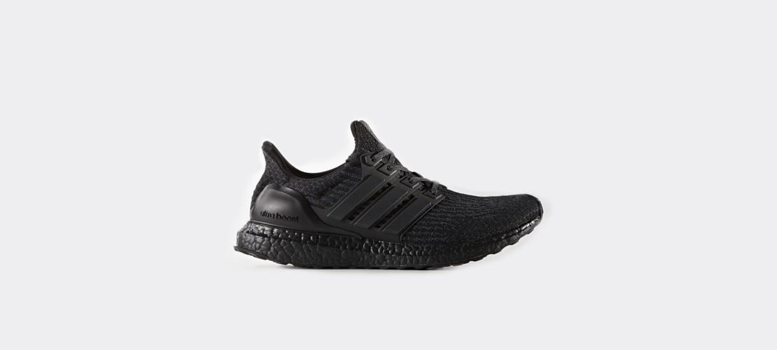 adidas Ultra Boost 3 0 Triple Black BA8920 1110x500