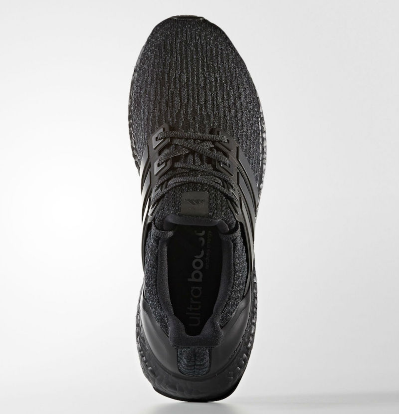 adidas Ultra Boost 3 0 Triple Black BA8920 2