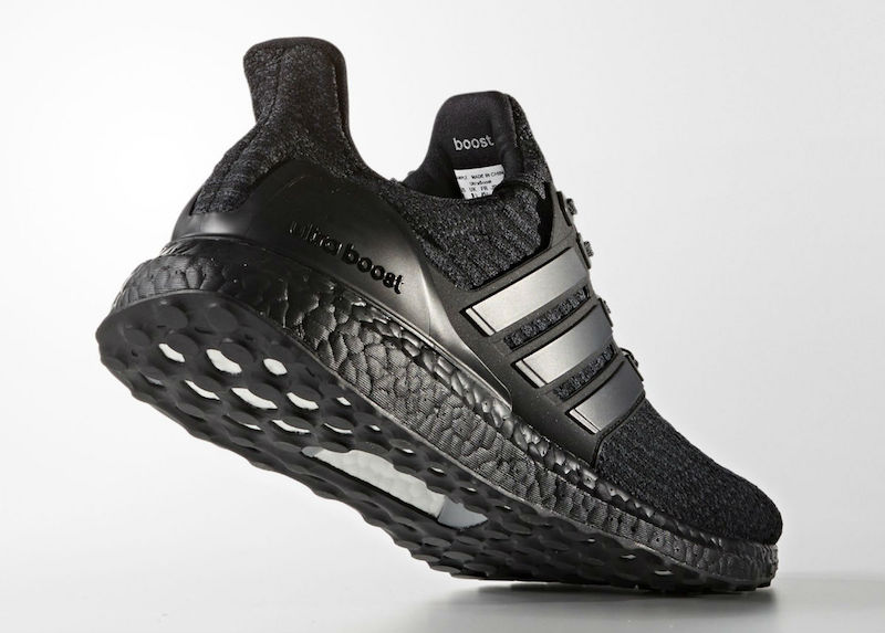 adidas Ultra Boost 3 0 Triple Black BA8920 3
