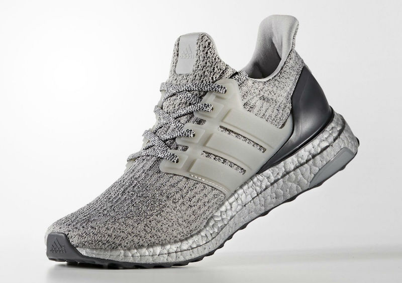 adidas Ultra Boost Solid Grey BA8143 1