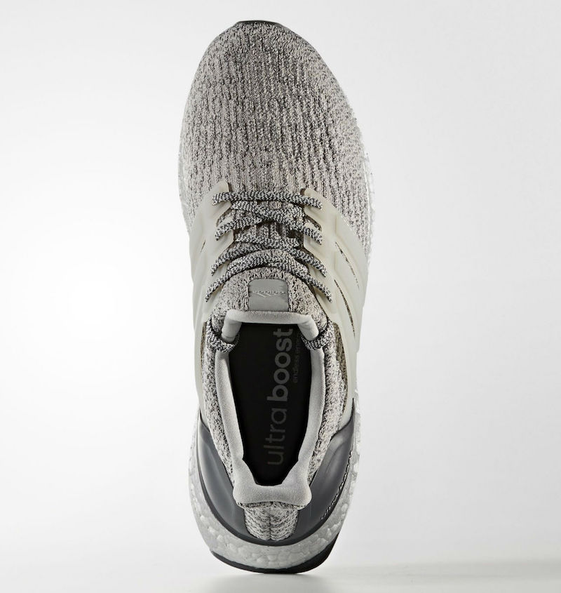 adidas Ultra Boost Solid Grey BA8143 2