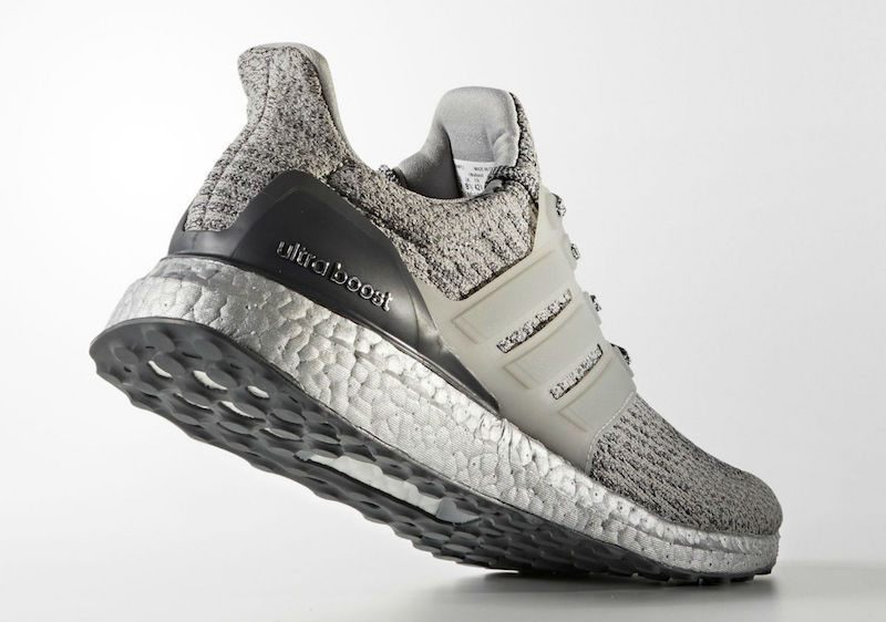 adidas Ultra Boost Solid Grey BA8143 3