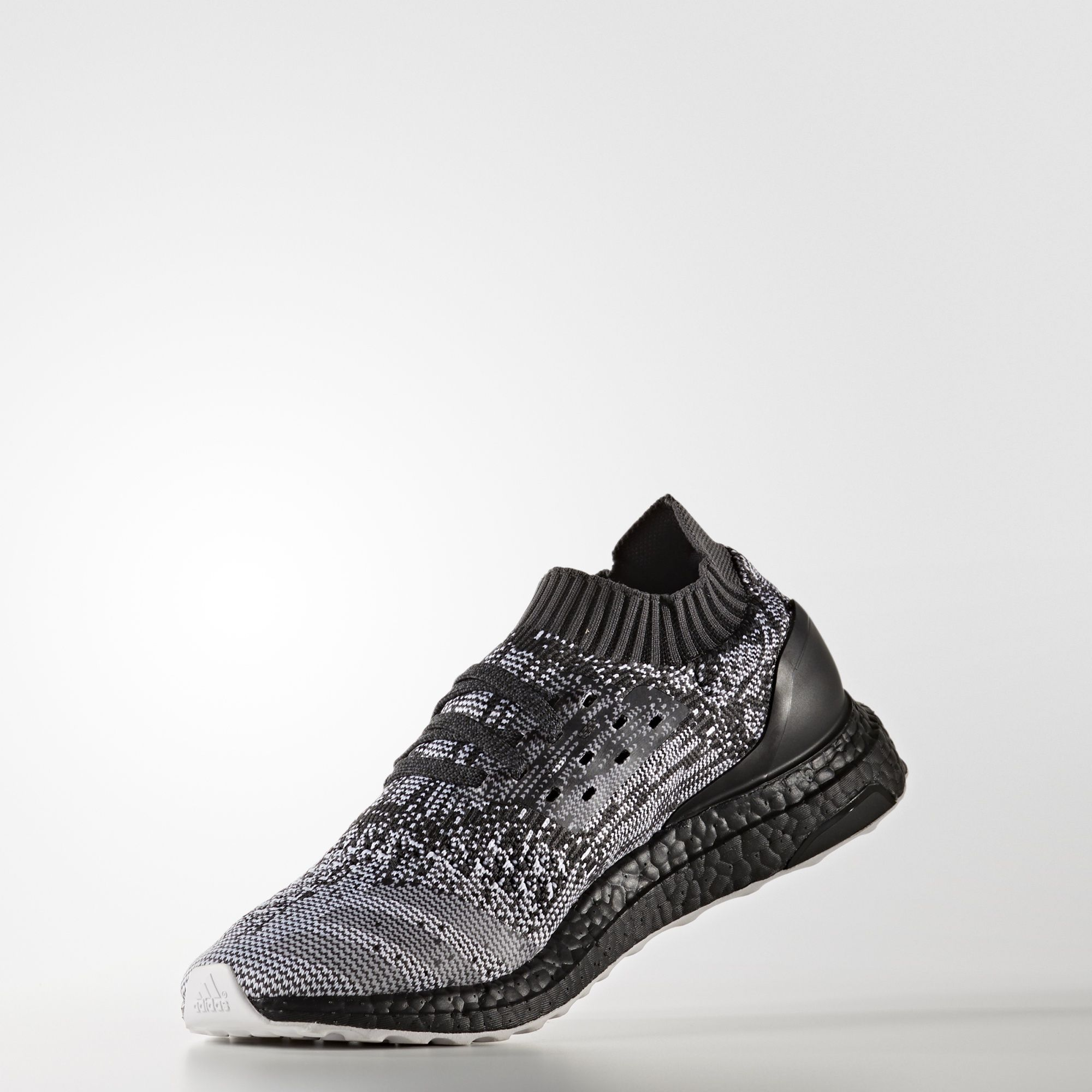 adidas Ultra Boost Uncaged Black Grey S80698 2