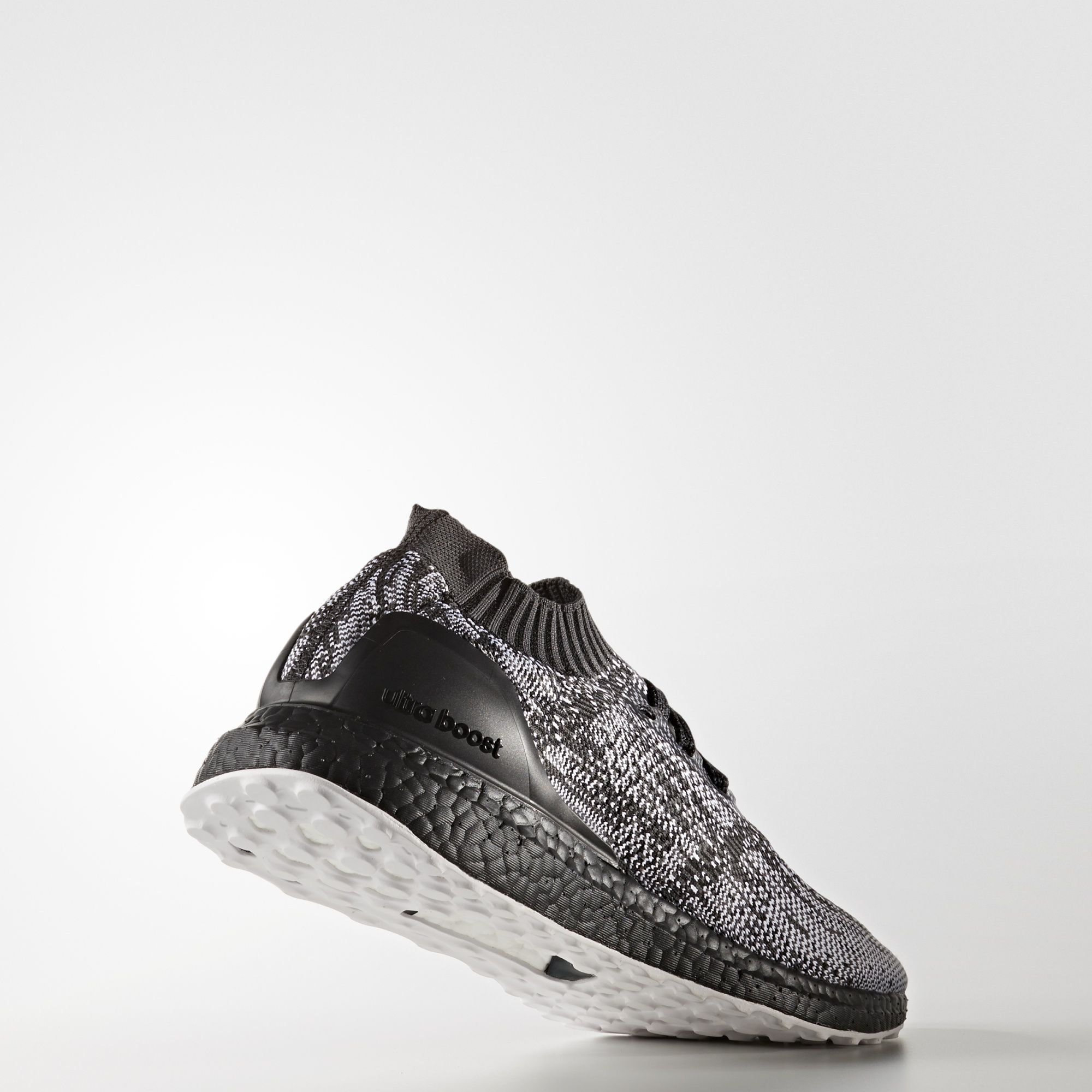 adidas Ultra Boost Uncaged Black Grey S80698 3