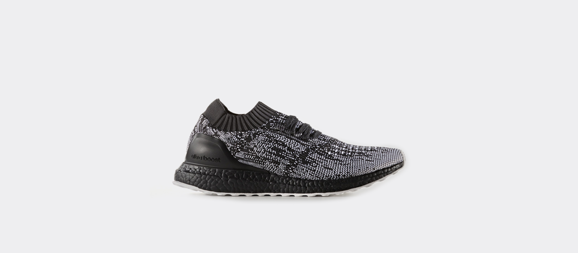adidas Ultra Boost Uncaged Black Grey S80698