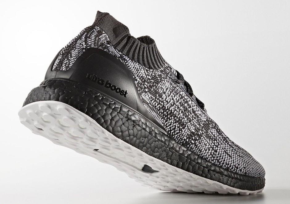 adidas Ultra Boost Uncaged Black White S80698 1