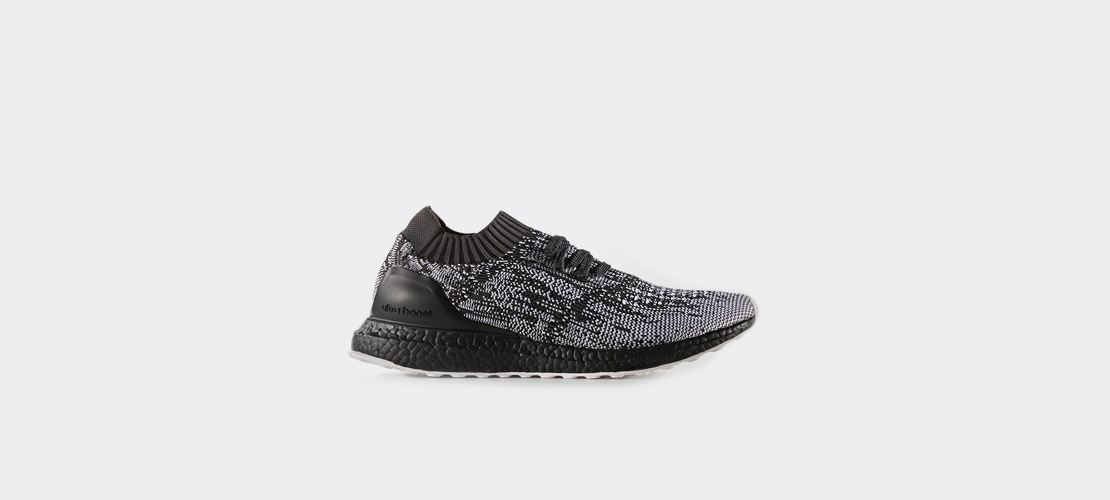 adidas Ultra Boost Uncaged Black White S80698 1110x500