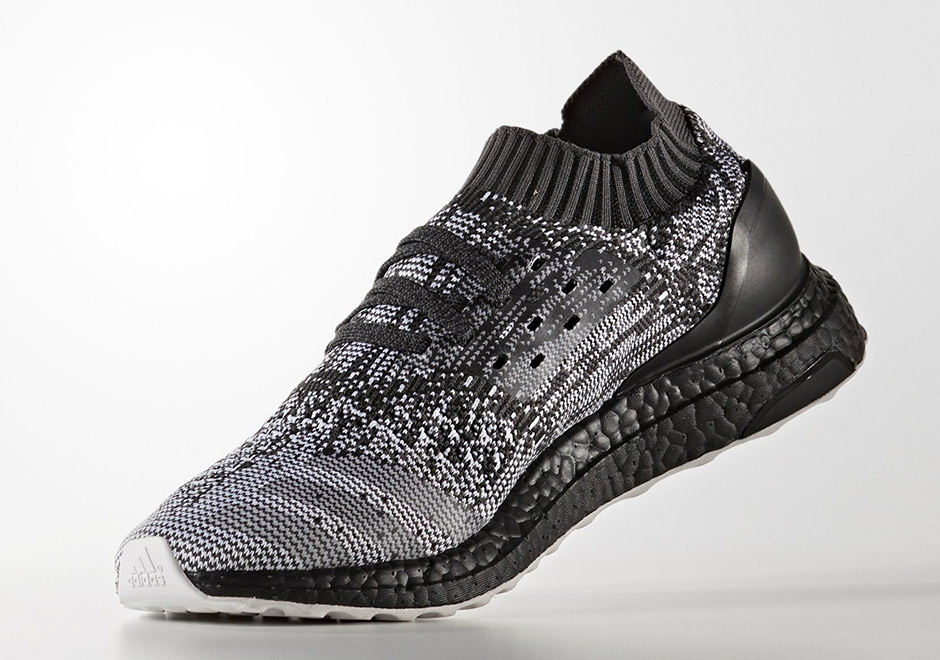 adidas Ultra Boost Uncaged Black White S80698 2