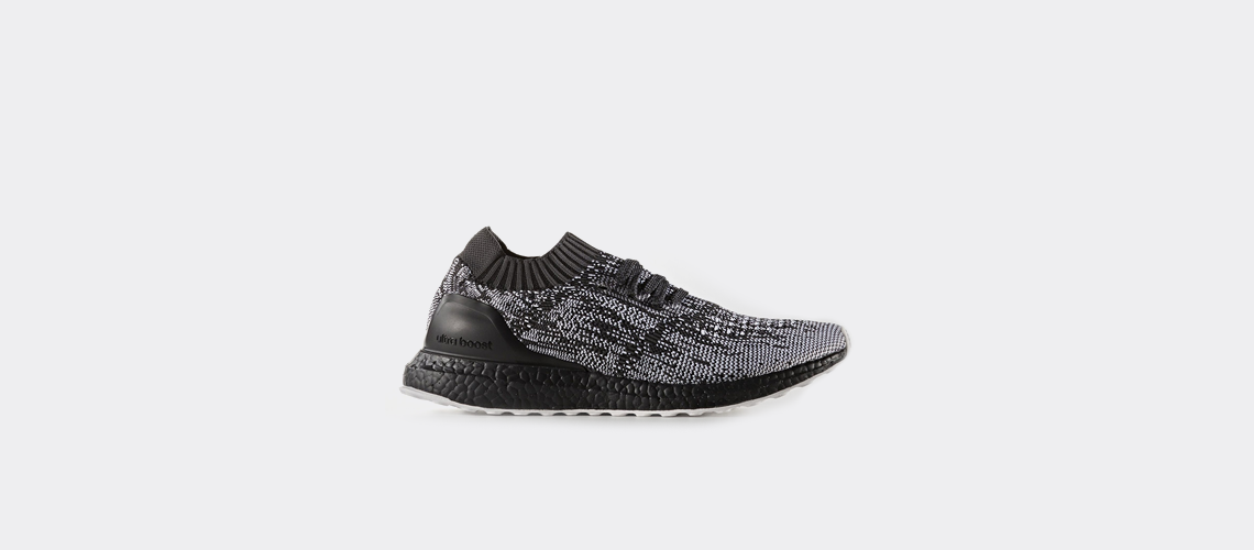 adidas Ultra Boost Uncaged Black White S80698