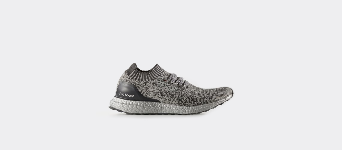 adidas Ultra Boost Uncaged Silver BA7997