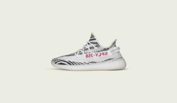 adidas Yeezy 350 V2 – Zebra