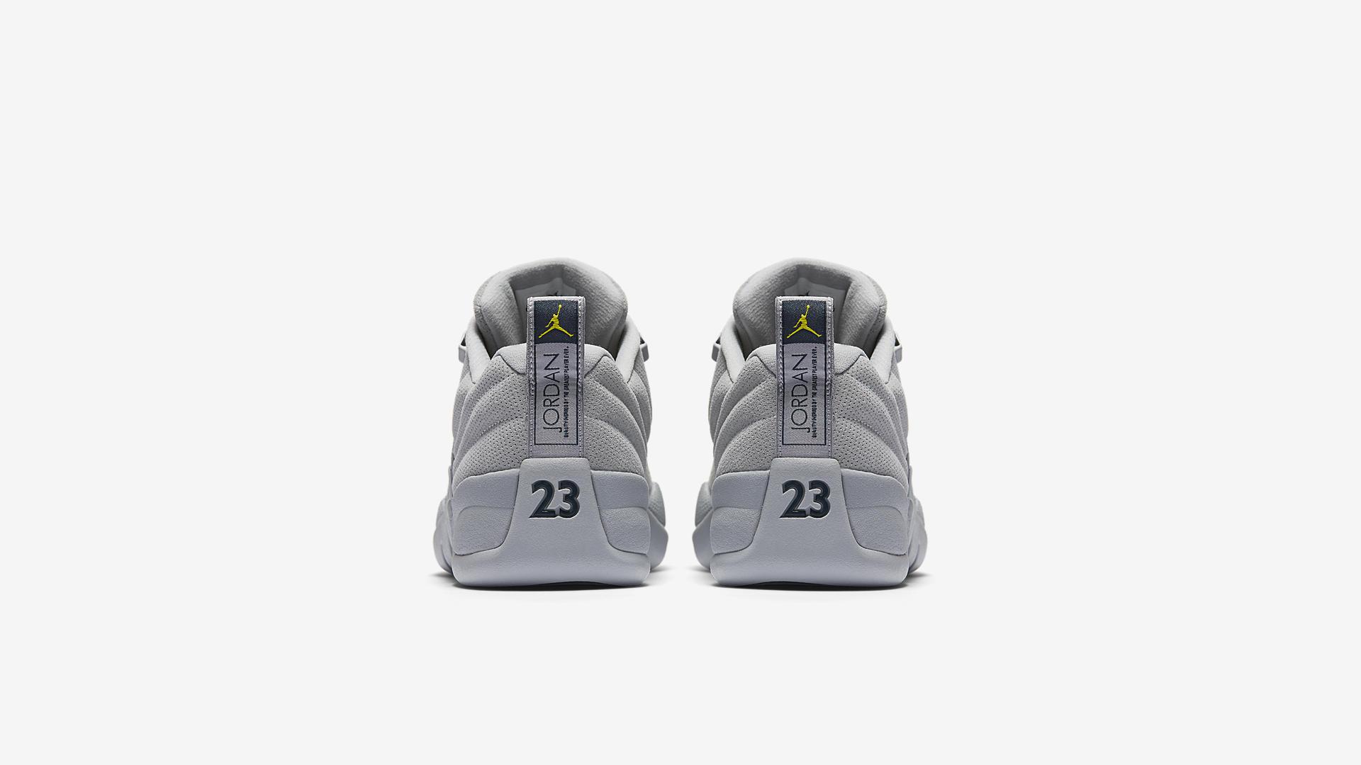 Air Jordan 12 Retro Low Wolf Grey 308317 002 2
