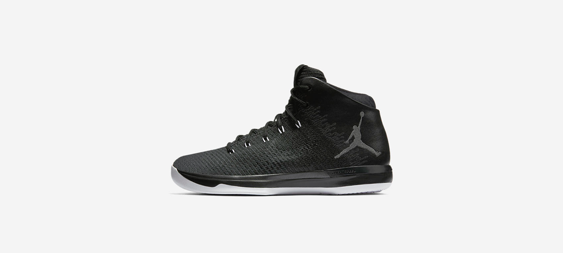 Air Jordan 31 Black Cat 845037 010 1110x500