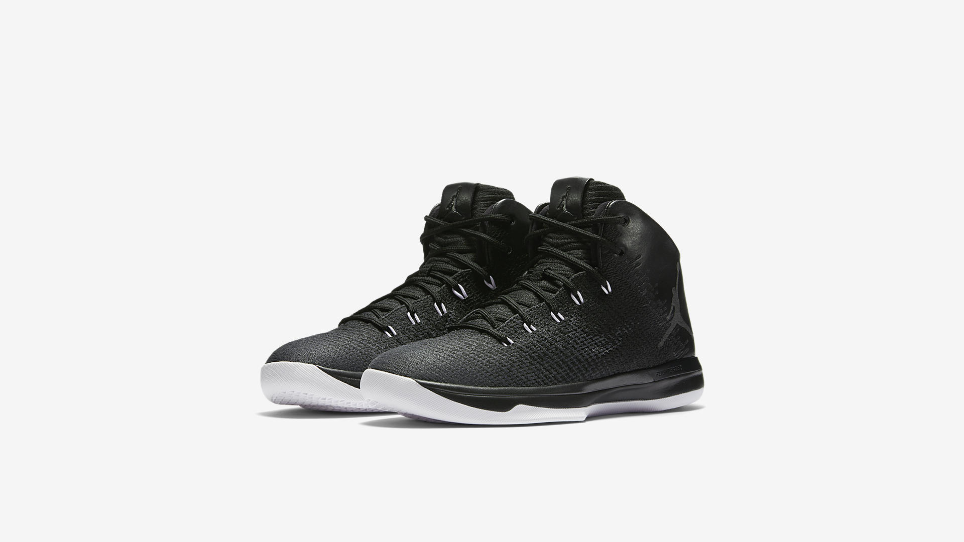 Air Jordan 31 Black Cat 845037 010 1