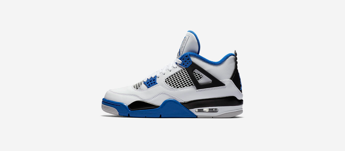 Air Jordan 4 Retro Motorsport 308497 117