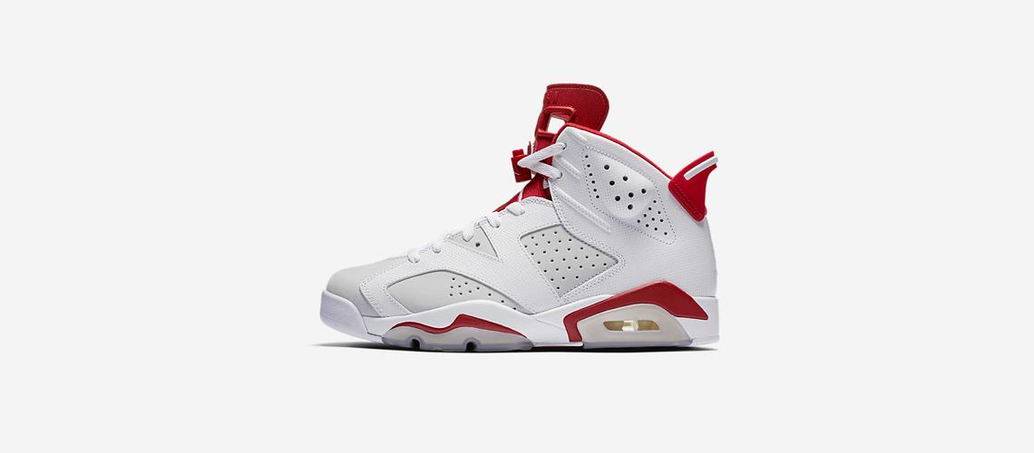 Air Jordan 6 Retro Alternate 91 384664 113