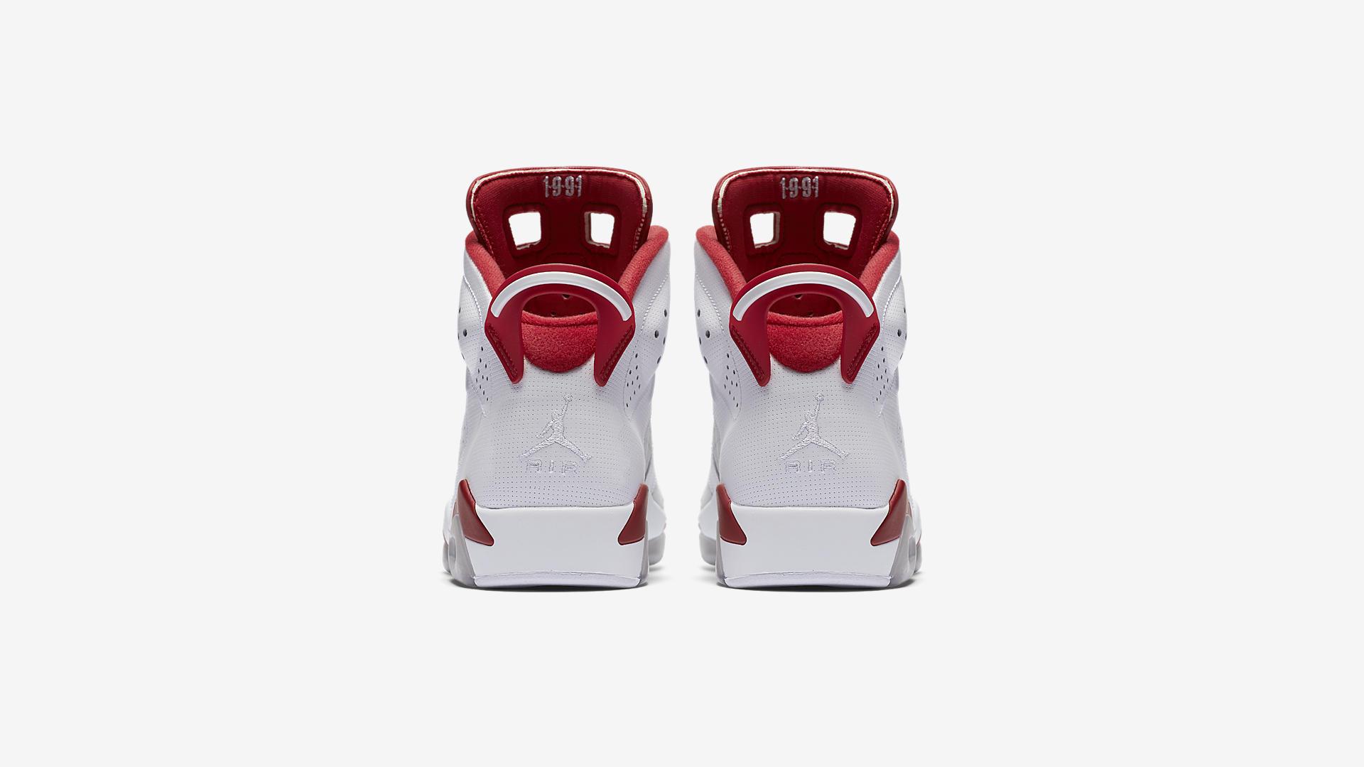 Air Jordan 6 Retro Alternate 91 384664 113 2