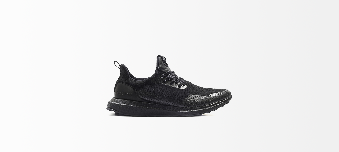 HAVEN x adidas Consortium Ultra Boost Triple Black BY2638 1110x500