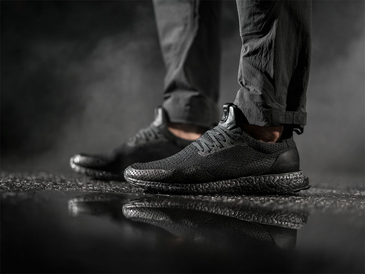 HAVEN x adidas Consortium Ultra Boost Triple Black BY2638