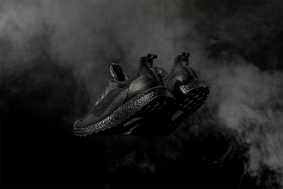 HAVEN x adidas Consortium Ultra Boost Triple Black BY2638 2