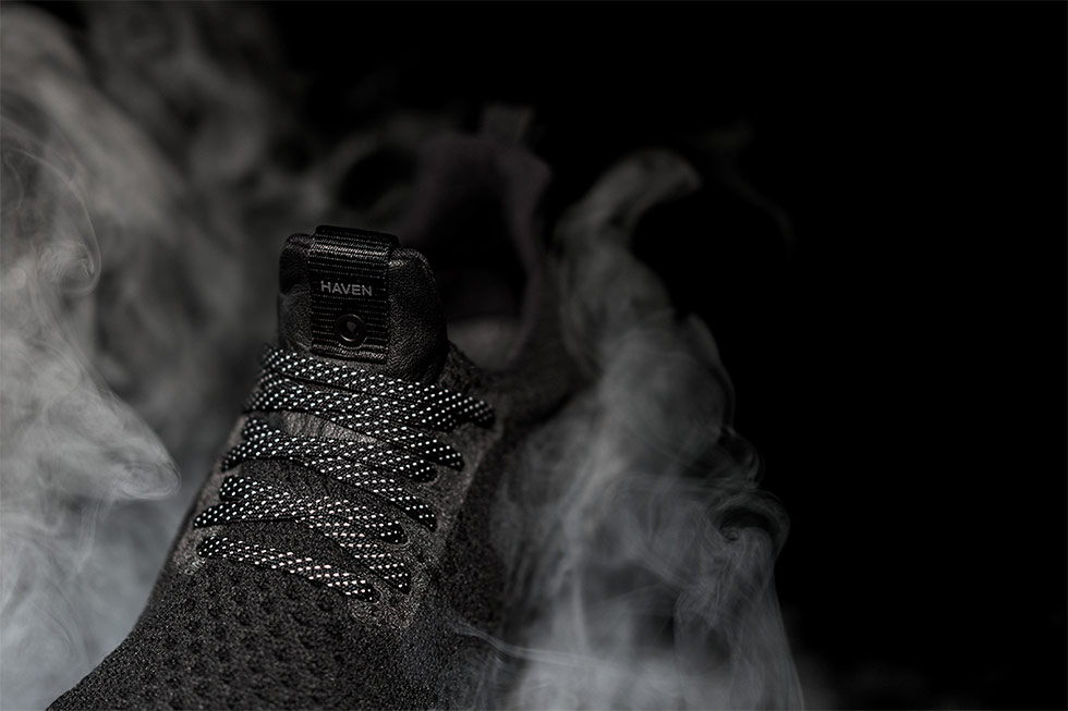 HAVEN x adidas Consortium Ultra Boost Triple Black BY2638 4