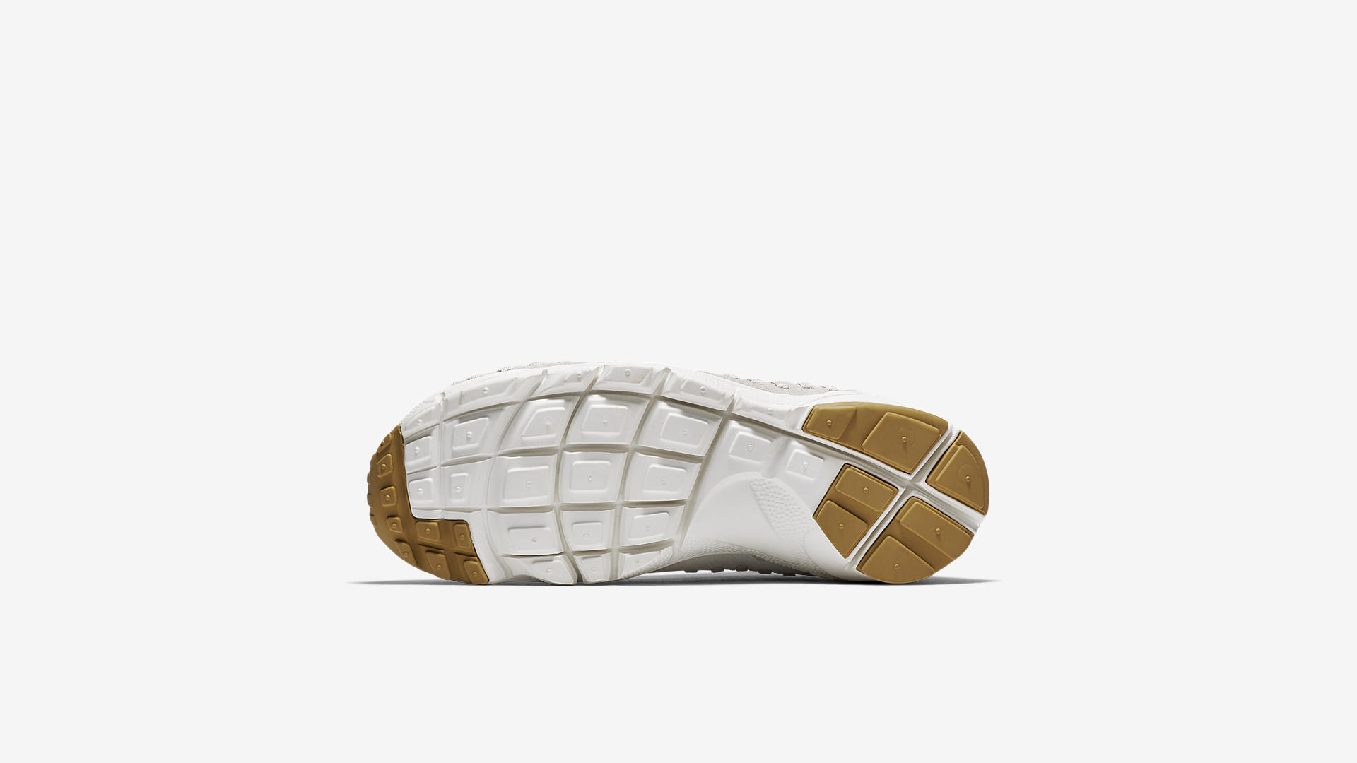 Nike Air Footscape Woven Chukka Flat Gold 913929 700 5