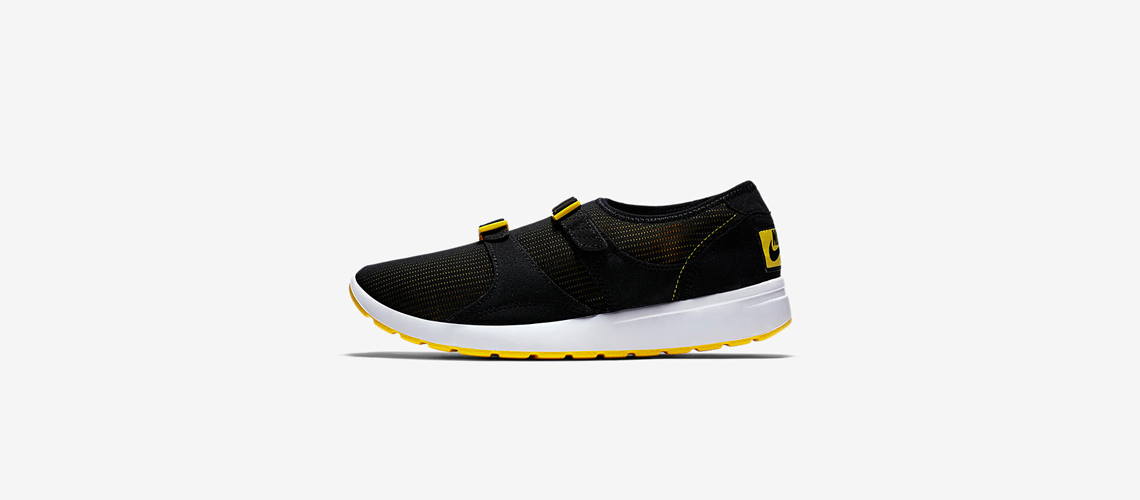 Nike Air Sock Racer OG Black Tour Yellow 875837 001