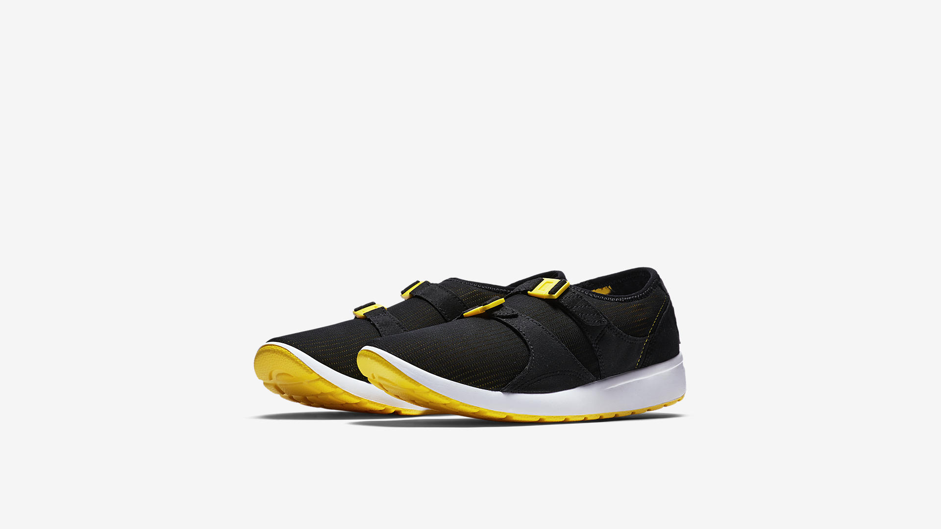 Nike Air Sock Racer OG Black Tour Yellow 875837 001 1