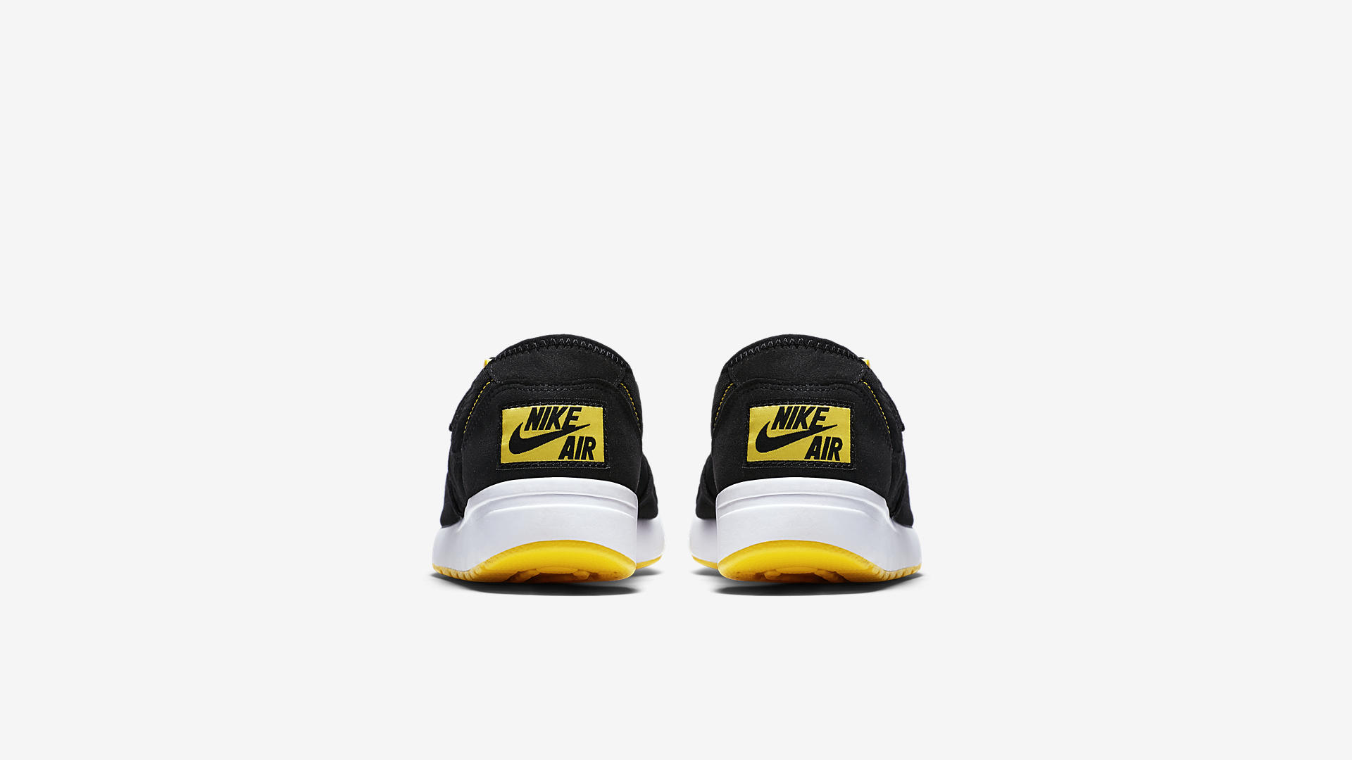 Nike Air Sock Racer OG Black Tour Yellow 875837 001 2
