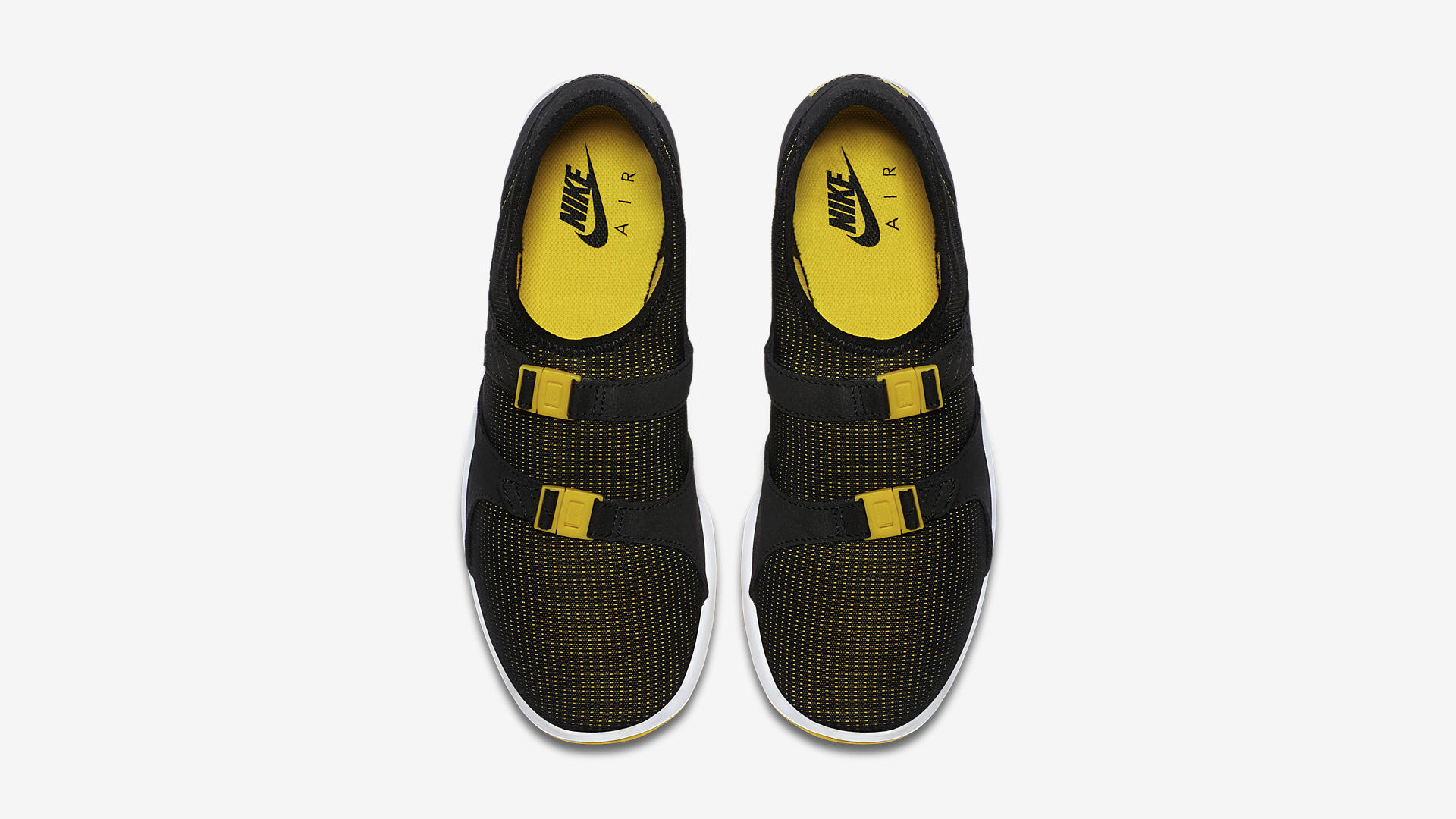 Nike Air Sock Racer OG Black Tour Yellow 875837 001 3
