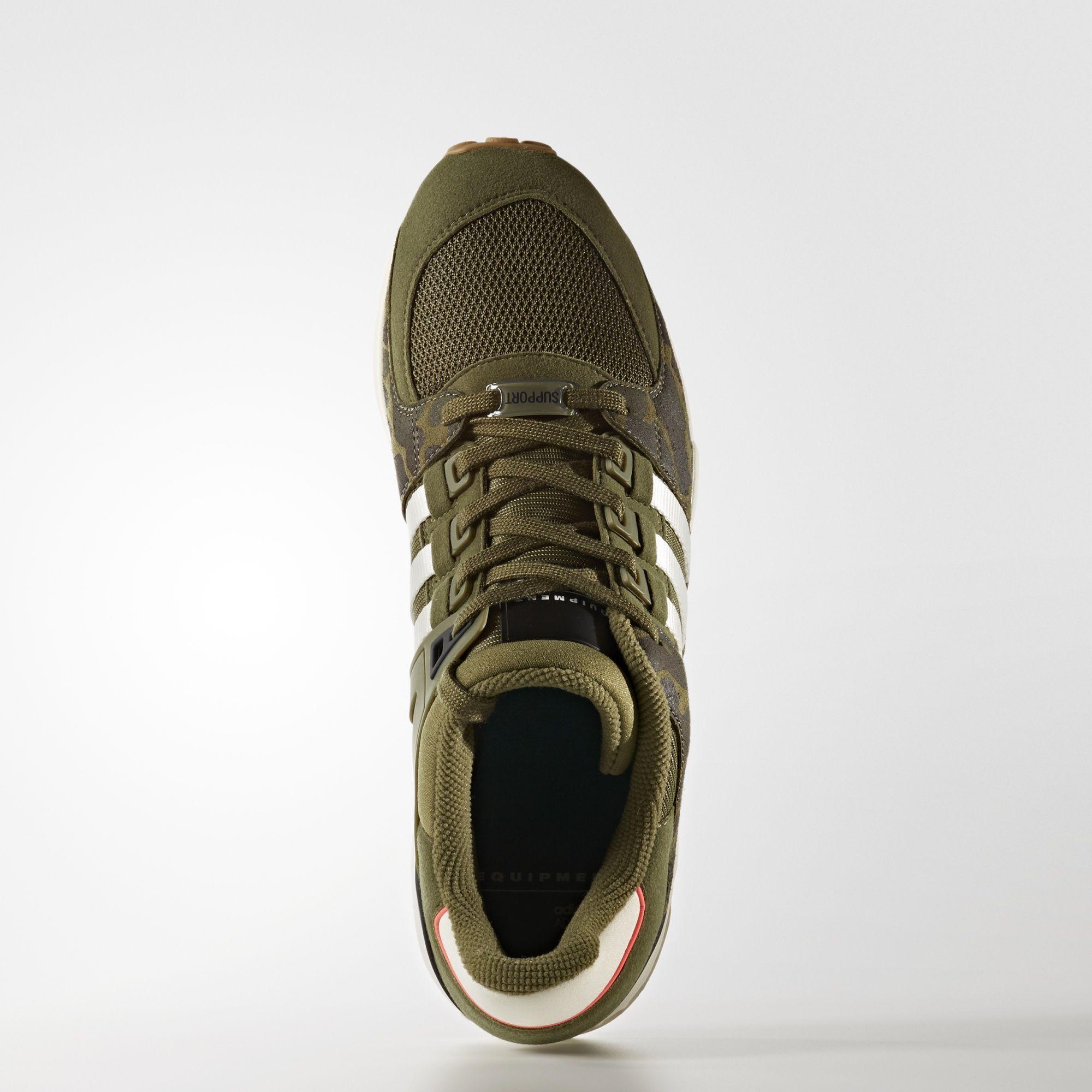 adidas EQT Support RF Olive Camo BB1323 1