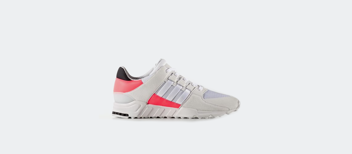 adidas EQT Support RF White Turbo Red BA7716