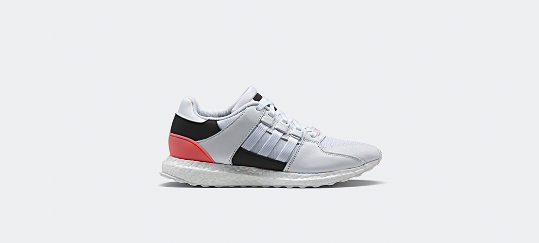 adidas EQT Support Ultra White Turbo Red 1110x500