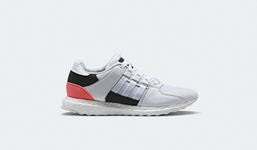adidas EQT Support Ultra – White / Turbo Red