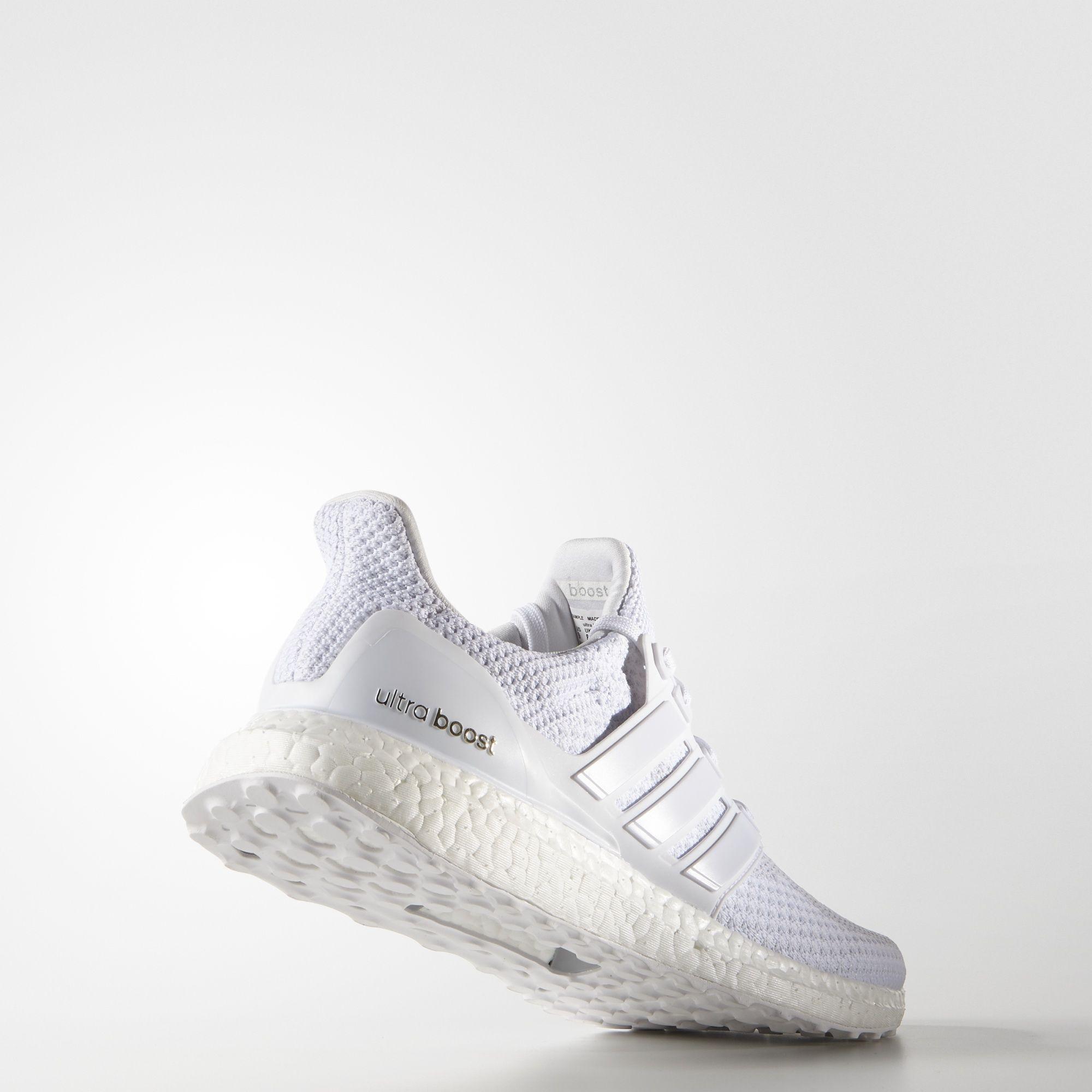 adidas Ultra Boost 2 0 Triple White AQ5929 2