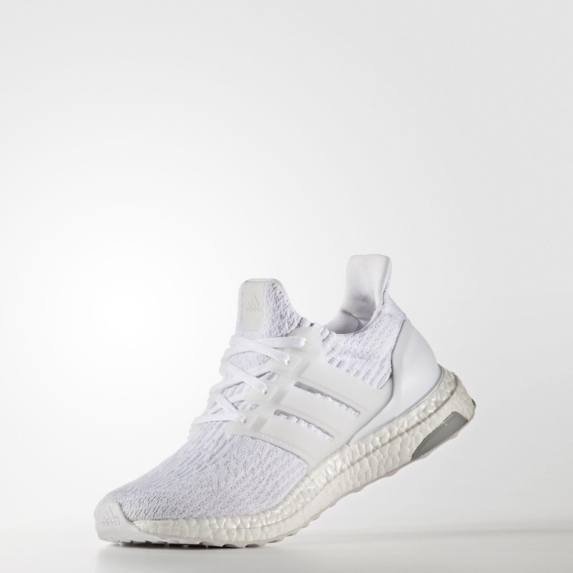 adidas Ultra Boost 3 0 Triple White BA8841 4