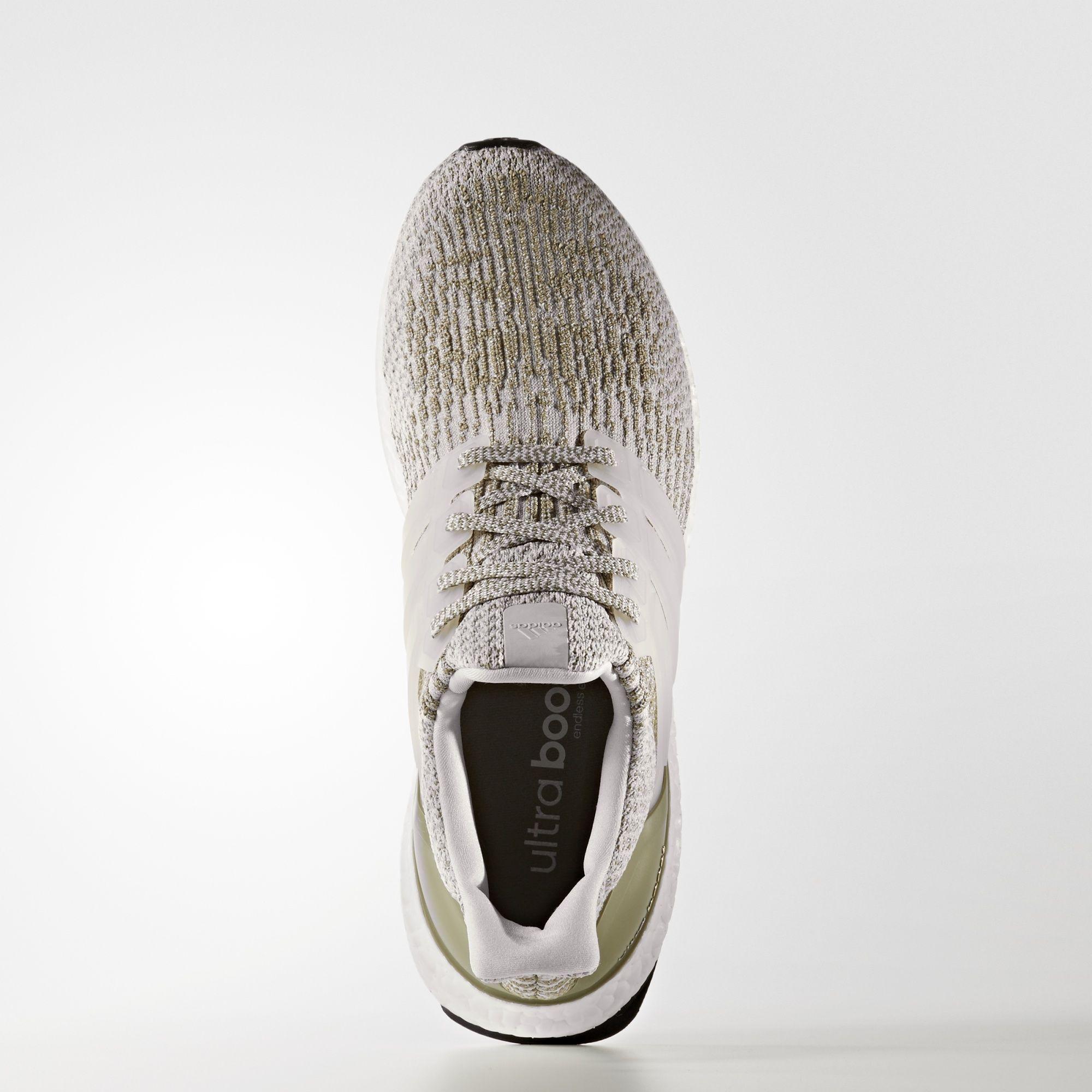 adidas Ultra Boost Pearl Grey BA8847 1