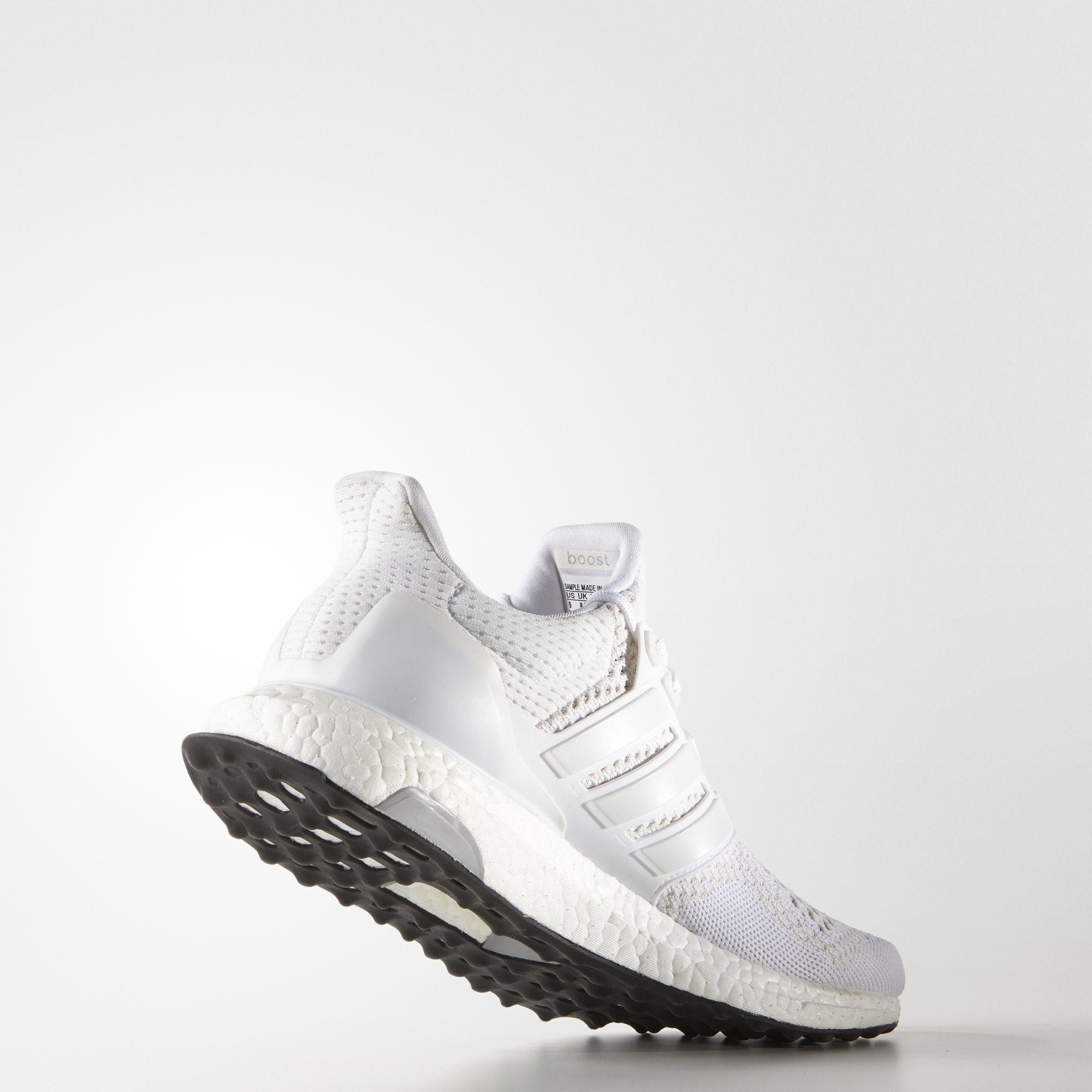 adidas Ultra Boost Triple White S77416 5