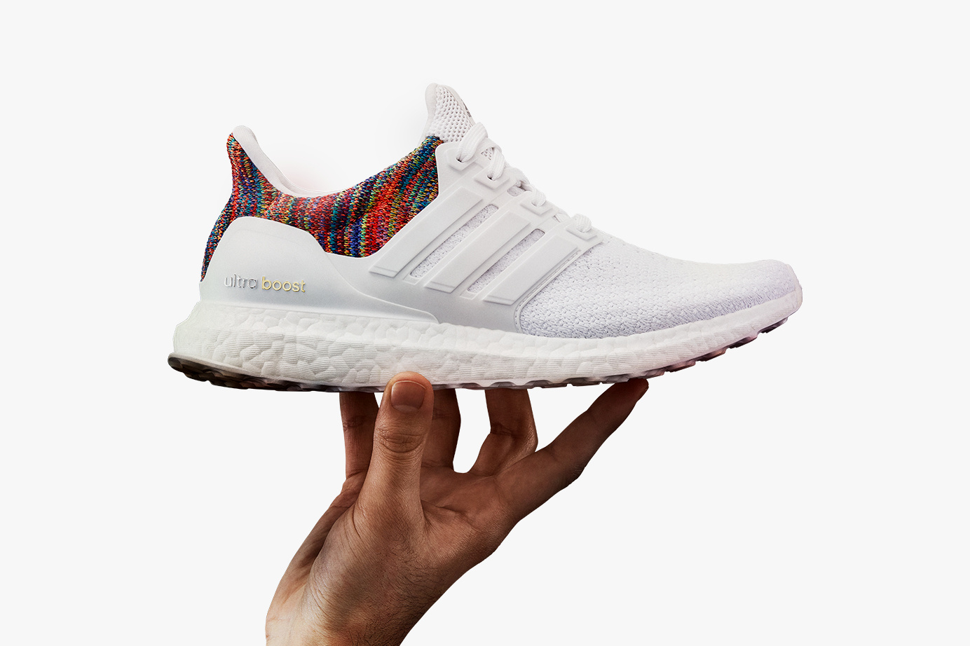 adidas mi Ultra Boost Multicolor Rainbow 1