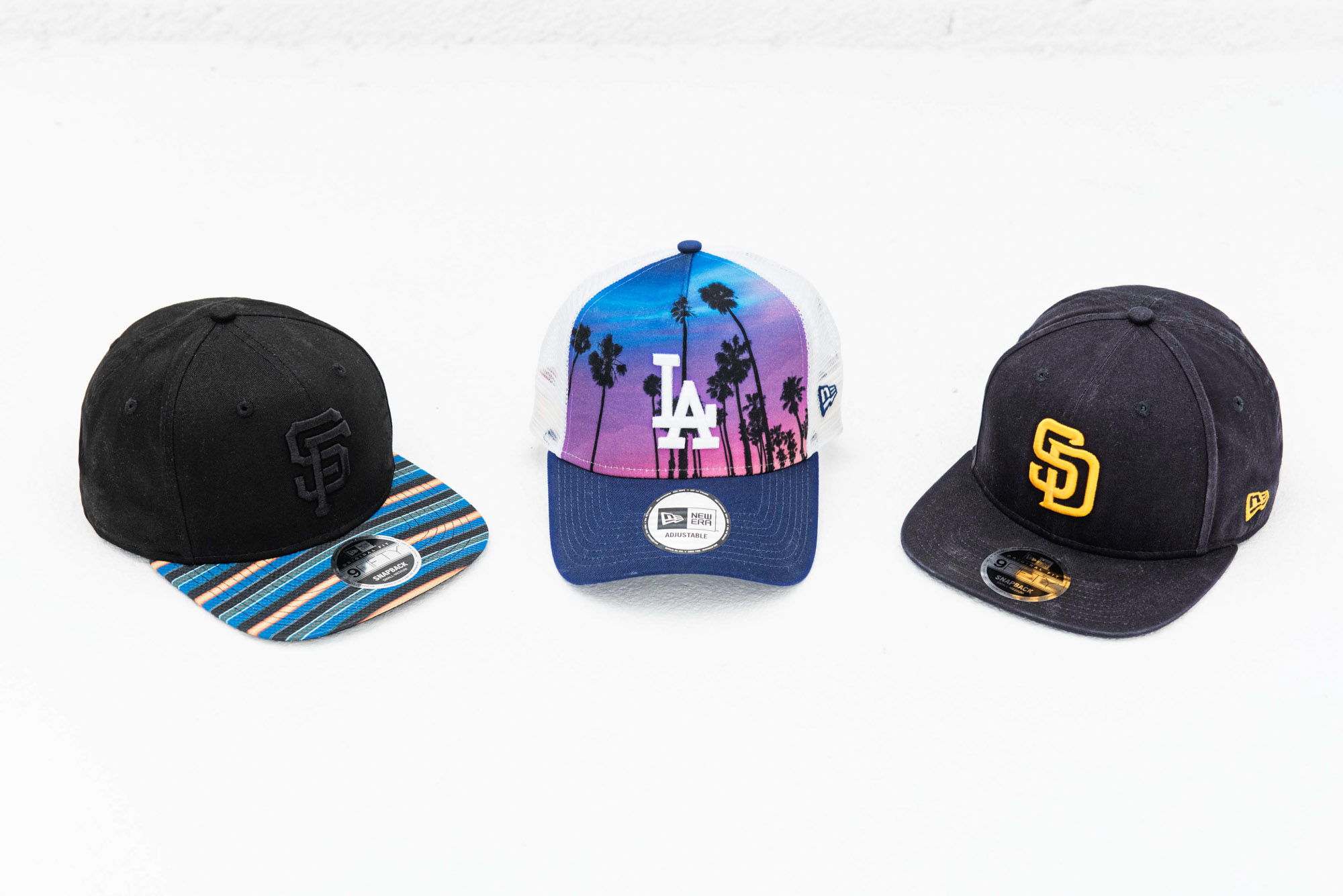 New Era West Coast Kollektion 10