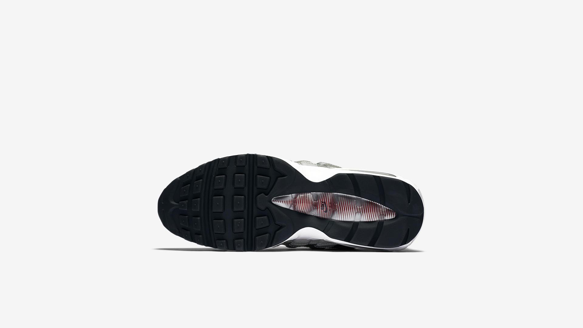 Nike Air Max 95 PRM Metallic Silver 918359 001 2