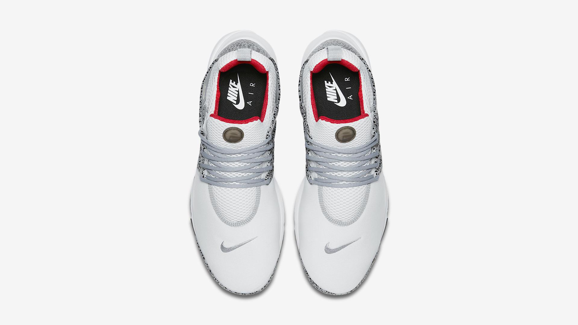 Nike Air Presto Pure Platinum Safari 886043 100 2