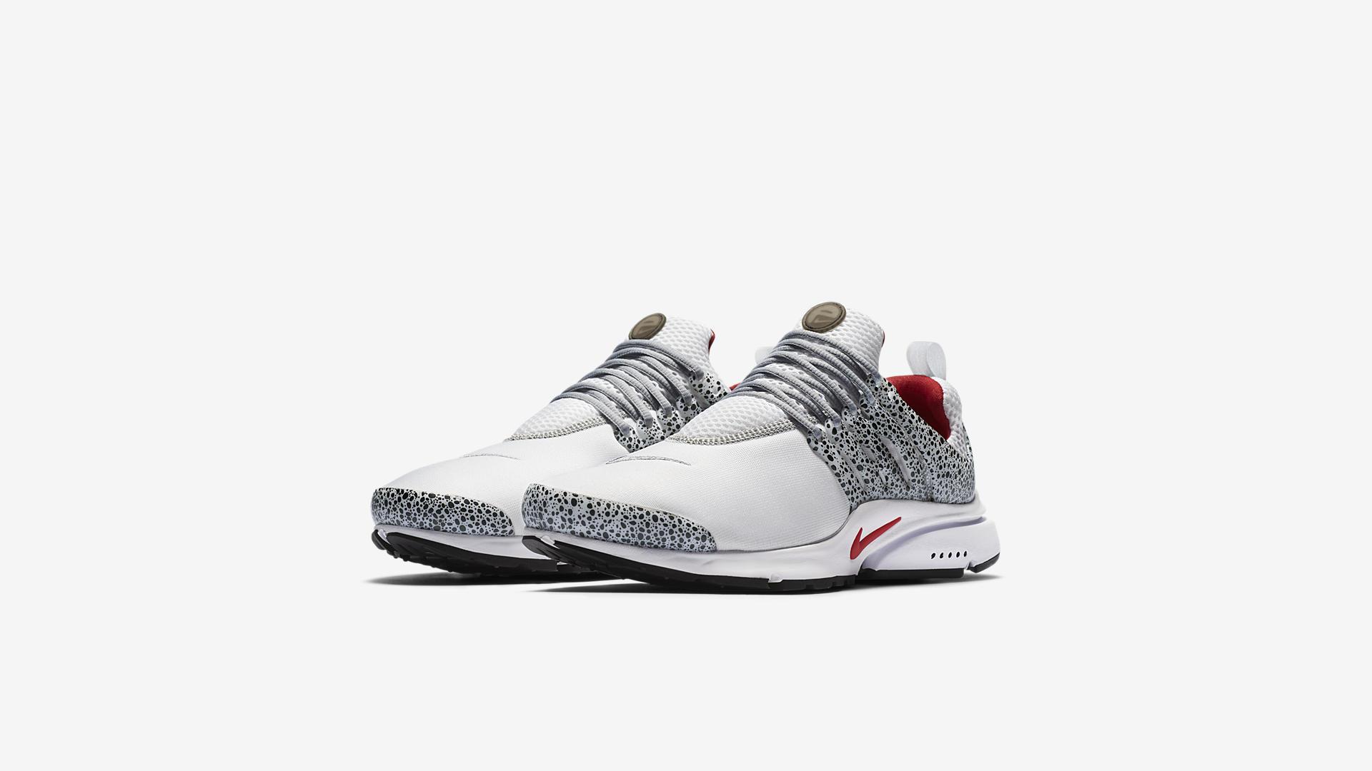 Nike Air Presto Pure Platinum Safari 886043 100 4