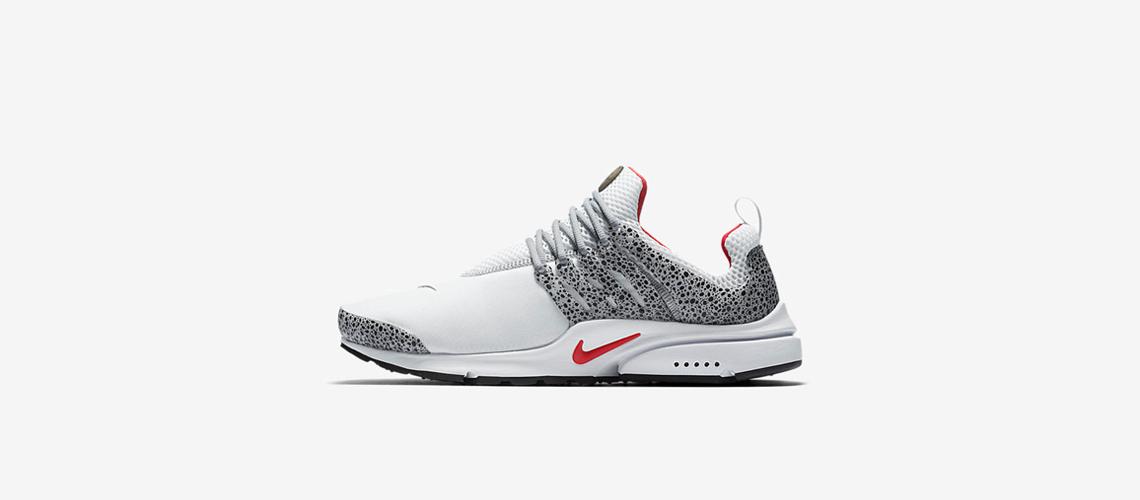 Nike Air Presto Pure Platinum Safari 886043 100
