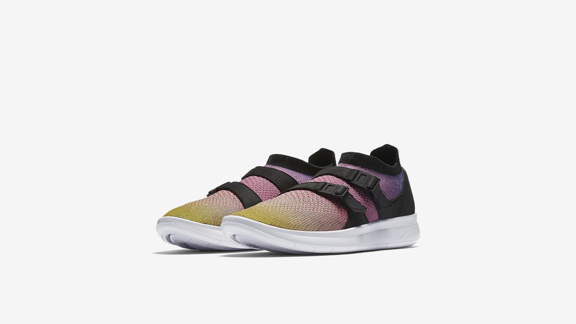 Nike Air Sock Racer Ultra Flyknit Premium Rainbow 898021 700 1